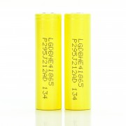 LG HE4 IMR 18650 2500MAH 35A rechargeable batteries | 2-Pack |